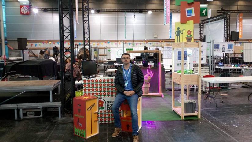Maker faire 2017 la cit des sciences - Salon de la creativite paris ...