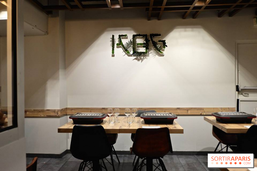 KBG : Korean Barbecue Grill