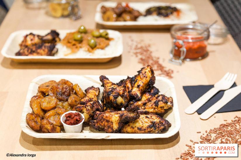 os african cuisine le fast food africain