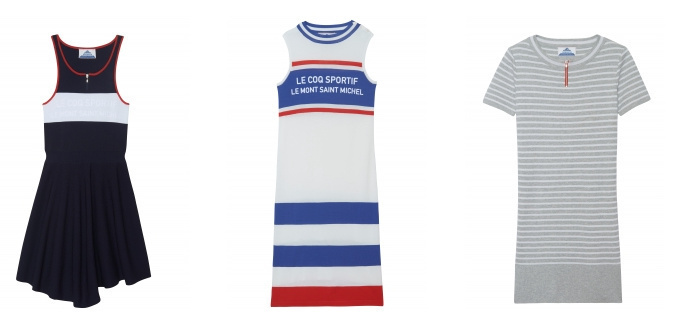Collection capsule : Le Coq Sportif x Le Mont Saint Michel pour le Tour de France