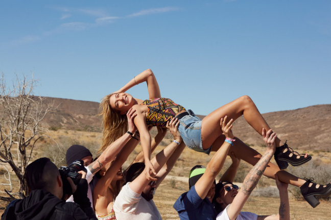 H&M pour Coachella, la nouvelle collection