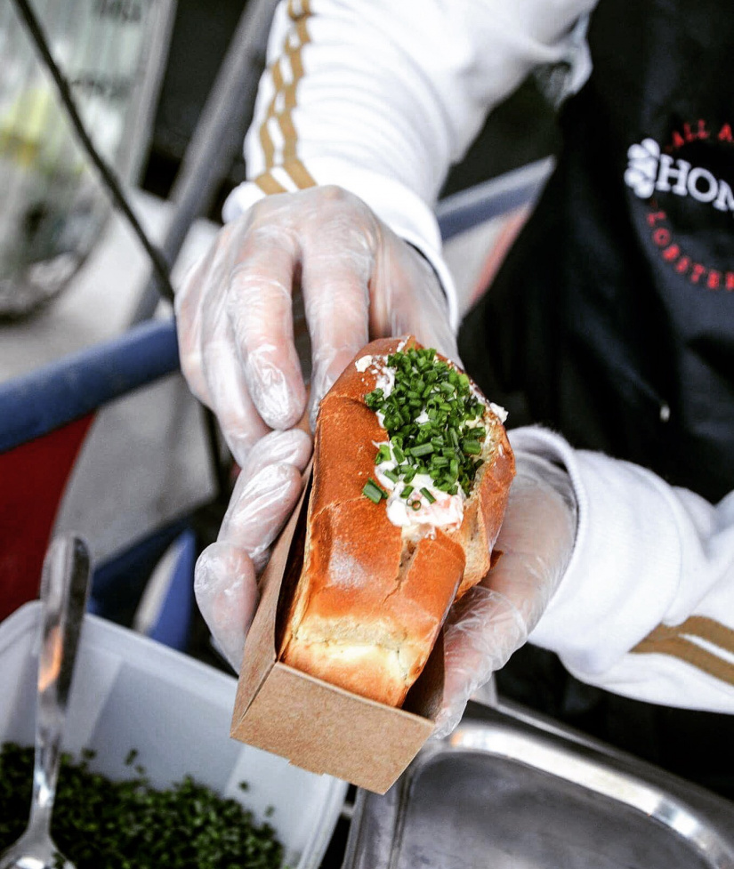 Homer Lobster : La street-food de luxe à l'américaine en plein Paris