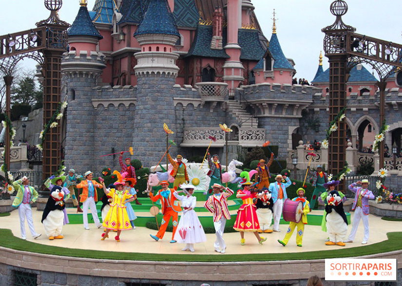 Le Printemps s'installe à Disneyland Paris