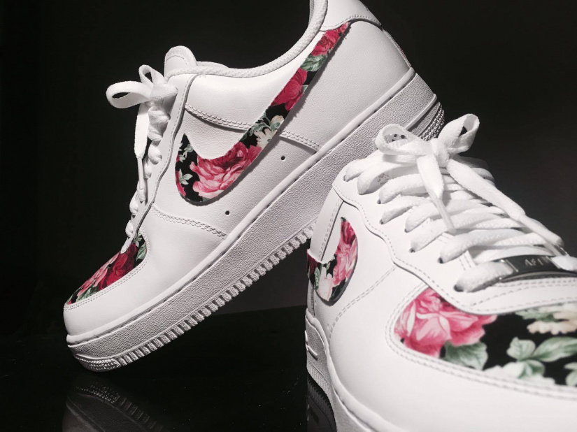 Sneakers & Chill, les experts de la customisation de sneakers