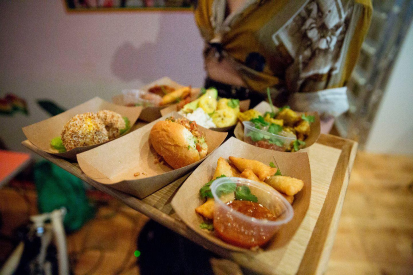Jah Jah by Le Tricycle, un resto vegan façon rastafari