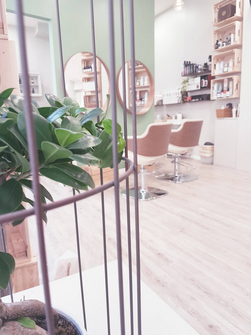 La Petite Maison Beatrice Leroi : Un salon de coiffure eco-friendly
