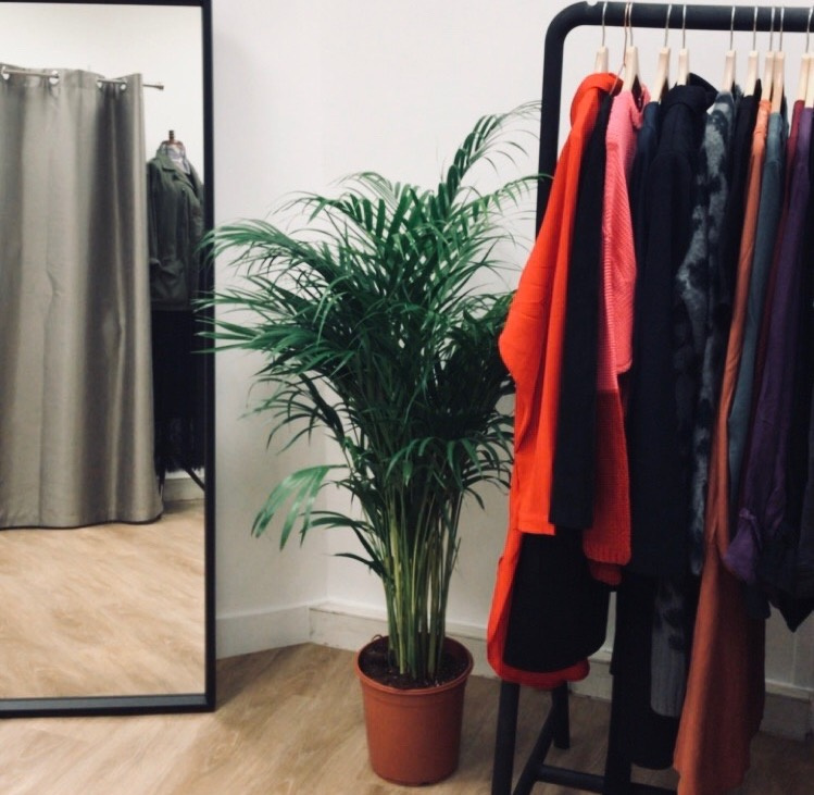 "Pampleon, la boutique de vêtements "" grande taille "", ouvre son showroom à Paris"