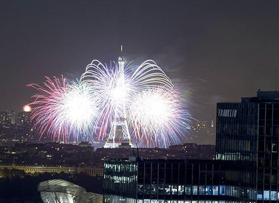 Plus beaux feux d'artifice du 14 juillet 2018 à Paris et en Ile-de-France - Sortiraparis.com