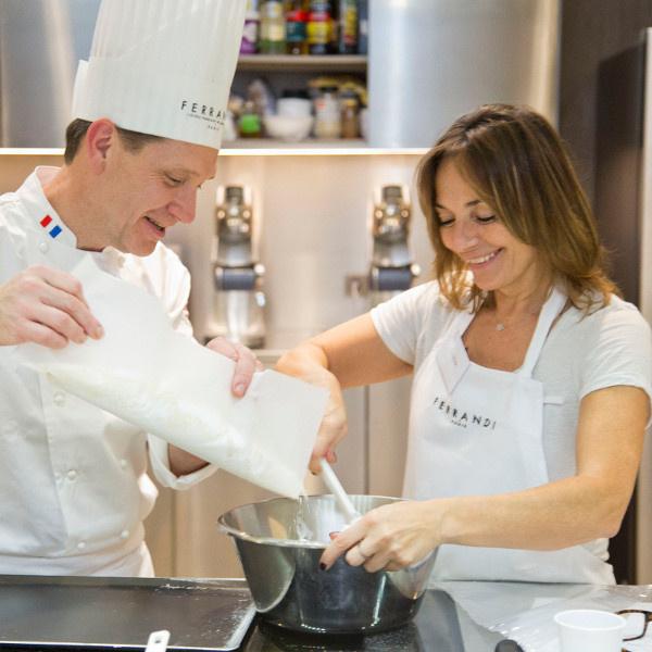 Cours de cuisine et de p tisserie l 39 ecole ferrandi - Ecole de cuisine ferrandi paris restaurant ...