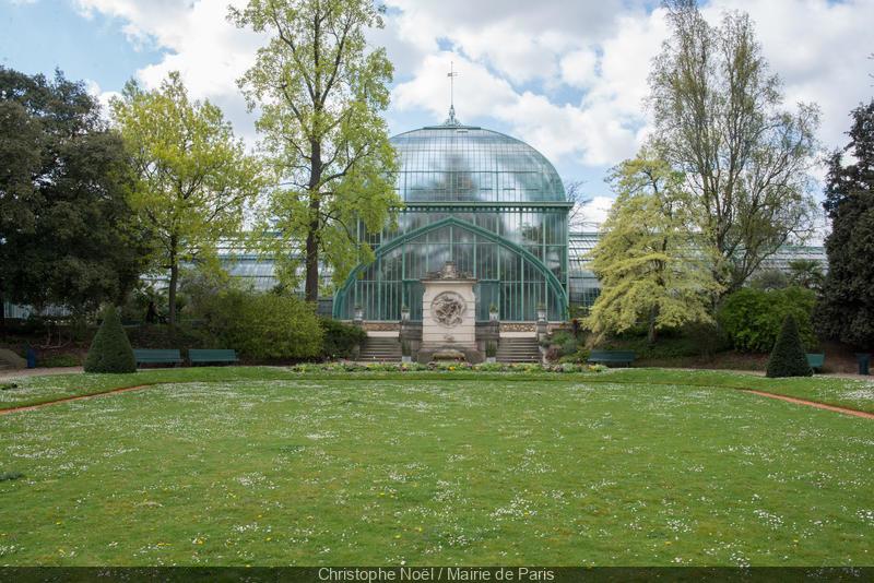 Journ es du patrimoine 2018 au jardin des serres d 39 auteuil for Jardin botanique paris