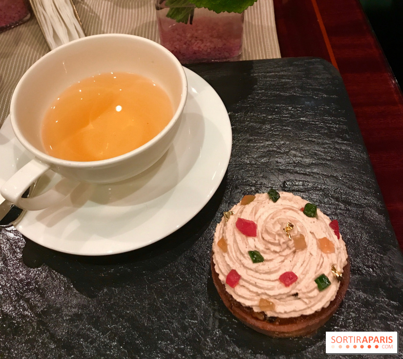 Le Tea Time du Westminster Paris