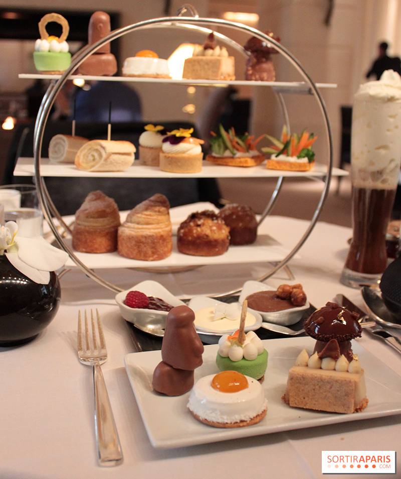 Le Tea Time du Park Hyatt Paris Vendôme