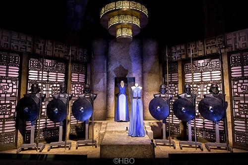 Un exposition débarque à Paris cet été — Game Of Thrones