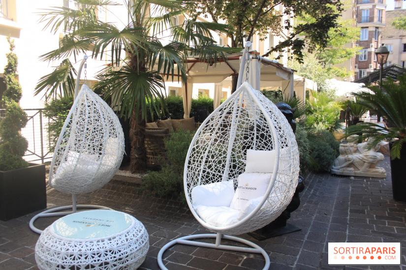 Le restaurant terrasse cach des jardins du marais for Restaurant paris terrasse jardin