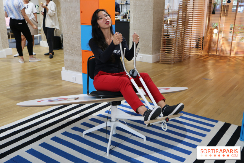 Make Room, le showroom IKEA pour la Paris Design Week