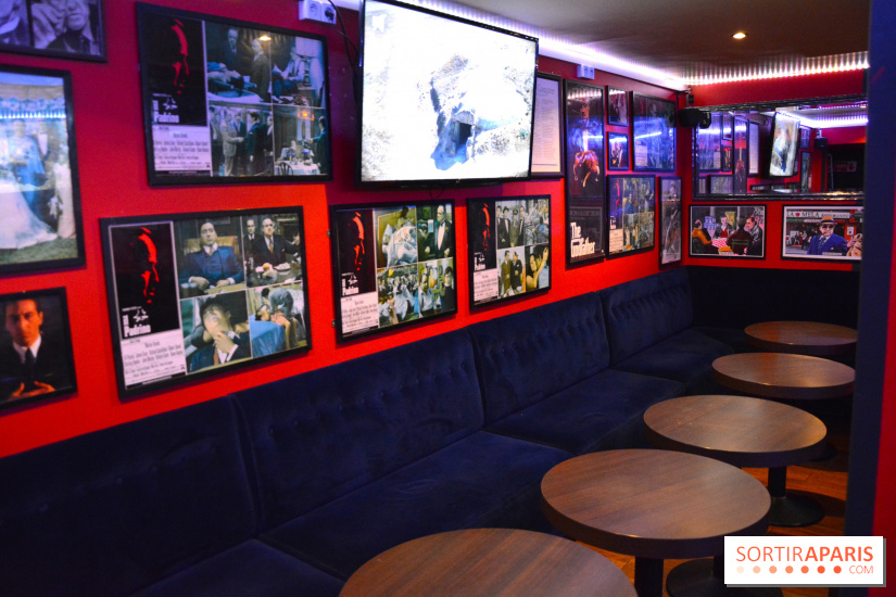 O'Brother, le bar en mode gangster