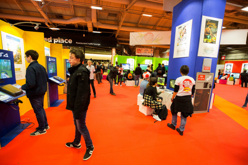 La Paris Games Week des enfants 2017