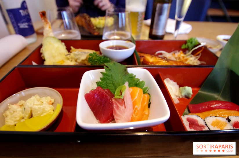 Ao paris l izakaya franco nippon du chef yasuo nanaumi - Restaurant japonais cuisine devant vous ...