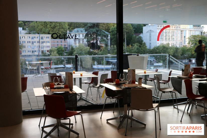 Octave le restaurant de la seine musicale ouvre ses portes - Restaurant les portes paris ...