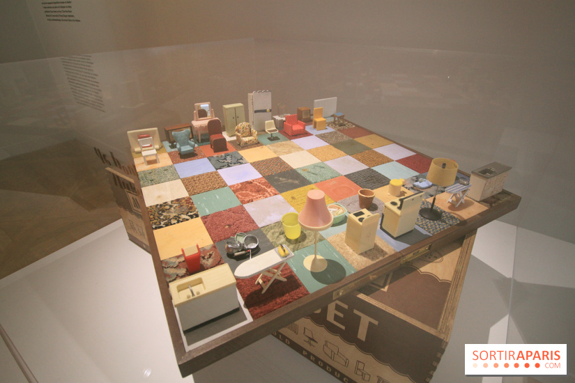 Women House à la Monnaie de Paris - Rachel Whiteread, Modern Chess Set, 2005