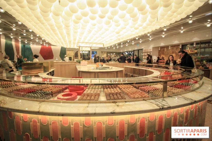 Pierre herm ouvre le 86 champs salon de th sur les - Cinema salon de provence les arcades ...