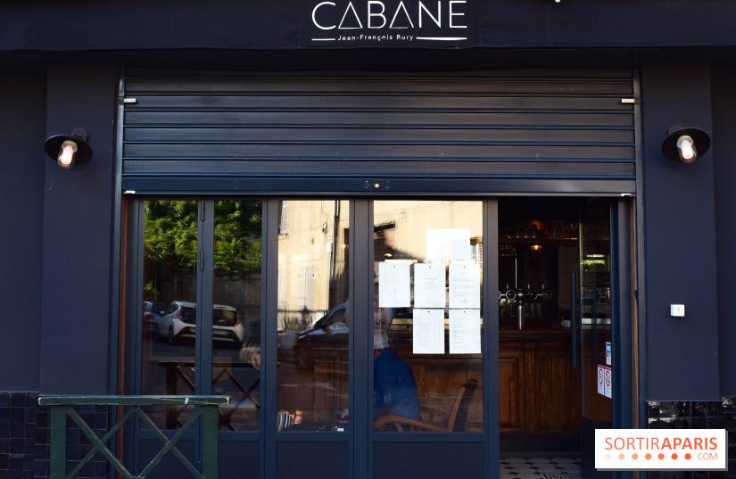 La Cabane, restaurant de Jean-François Bury à Nanterre