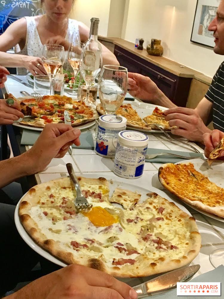 Ouverture de Gianni: la nouvelle pizzeria du 18ème où l'on chante!