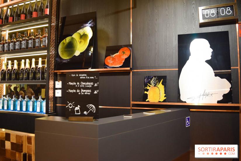 Teppan le nouveau restaurant de thierry marx l 39 a roport - Restaurant cuisine moleculaire paris thierry marx ...