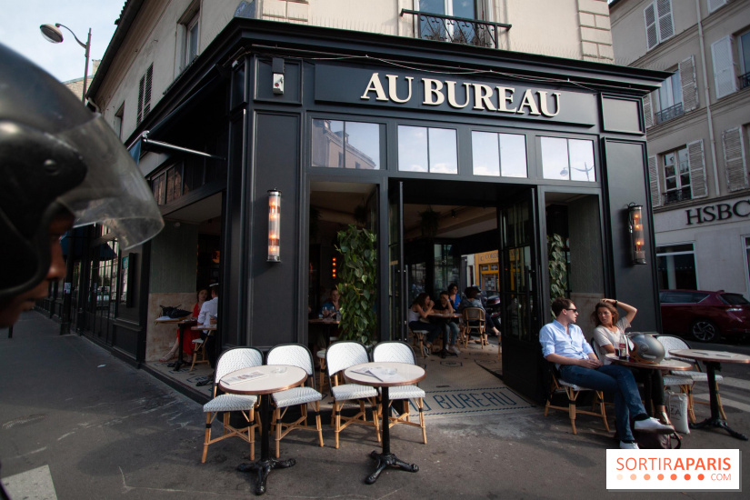 Au Bureau Commerce, les photos de la brasserie