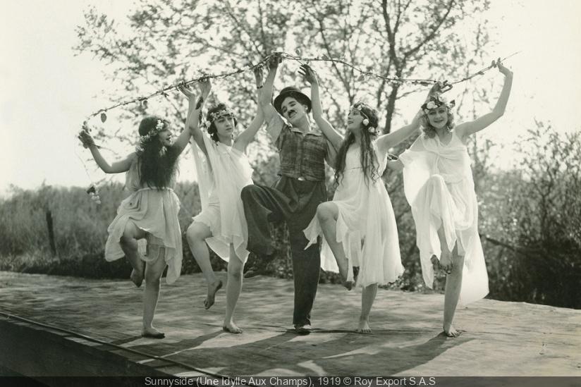 Charlie Chaplin, l'homme orchestre, l'exposition à la Philharmonie