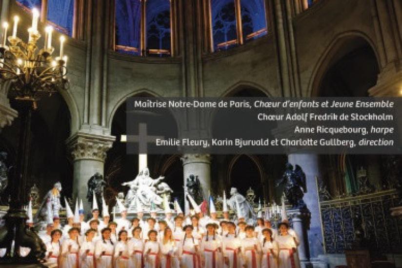 noel suedois paris 2018 Concert de Noël Suédois : Concert de la Sainte Lucie 2017 à Notre  noel suedois paris 2018