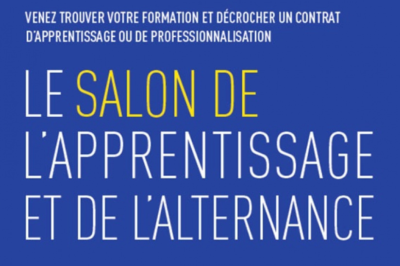 Salon de l 39 apprentissage et de l 39 alternance de paris 2019 - Salon de l alternance et de l apprentissage ...