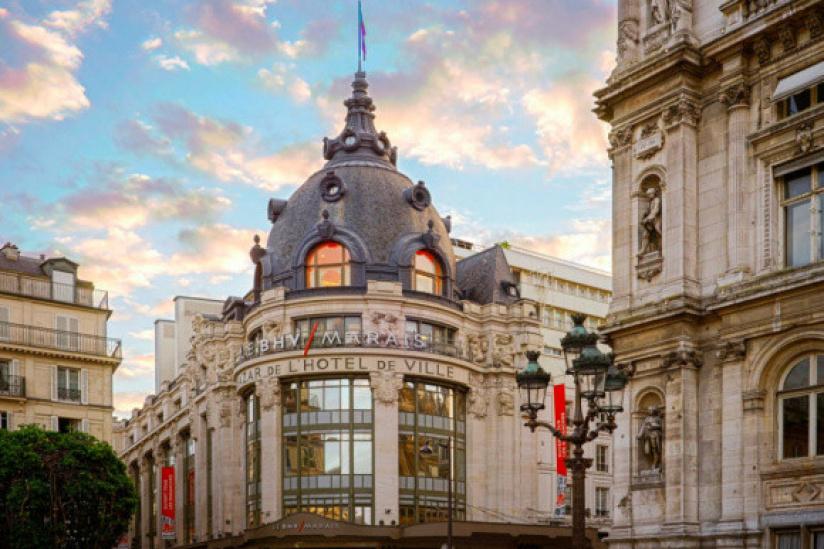 a3986e7dd8d Noël 2018 à Paris   le BHV passe en mode british