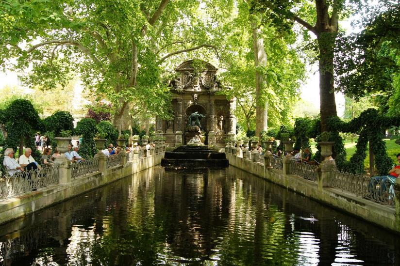 Parcs Et Jardins  Paris  Une Rouverture Ds Samedi