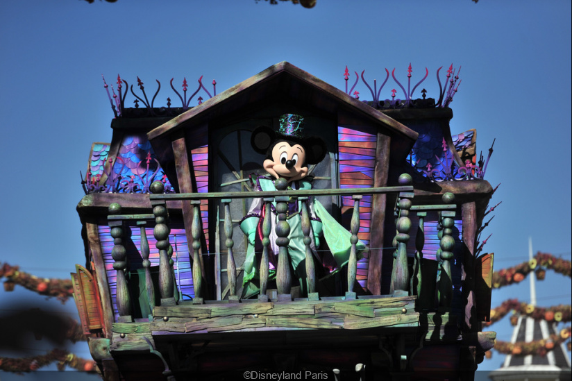"""Disney's Halloween Party 2018 and the """"Mickey 90 Mouse ..."""