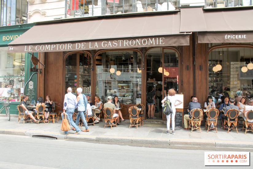 R ouverture du comptoir de la gastronomie chatelet les halles - Le comptoir du petit marguery paris 13 ...