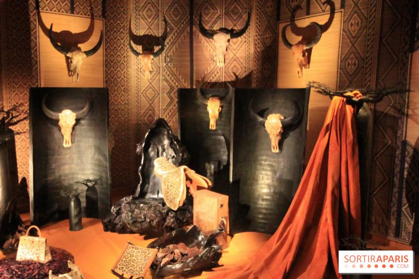 7cd8988b07 Hermès à tire d'aile au Grand Palais, l'expo des vitrines de Leïla Menchari  - Sortiraparis.com