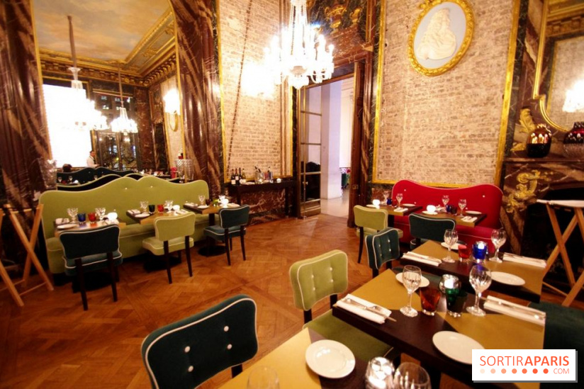 Cristal Room Baccarat: new décor, new chef and new menu ...