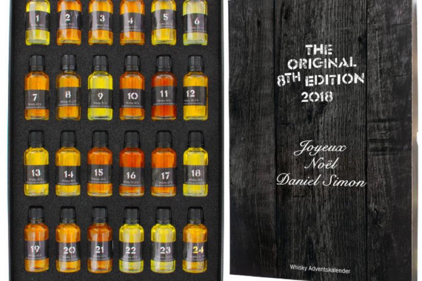 Calendrier Avent Rhum.Les Calendriers De L Avent 2018 Whisky X Liqueurs De