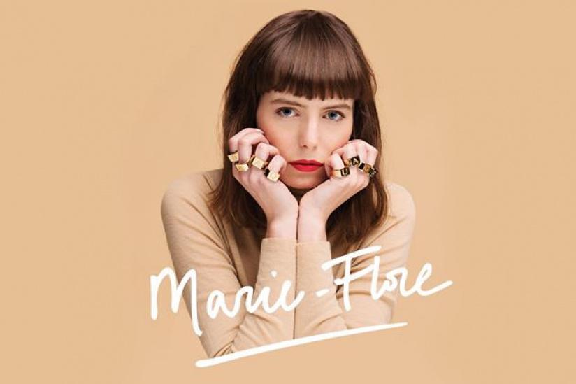 Marie-Flore en concert aux Etoiles à Paris