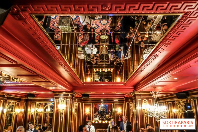 Froufrou   Le Nouveau Restaurant Et Bar Cancan Du Th U00e9 U00e2tre