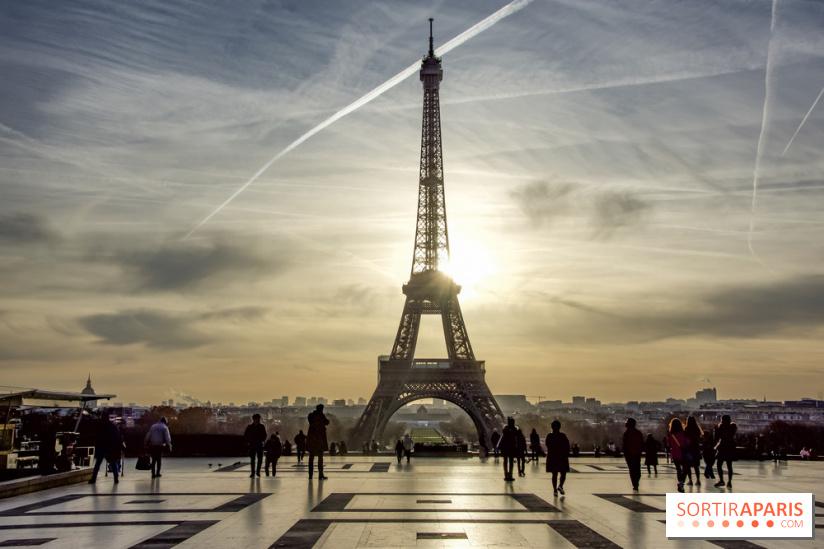 Visuel Paris, Tour Eiffel