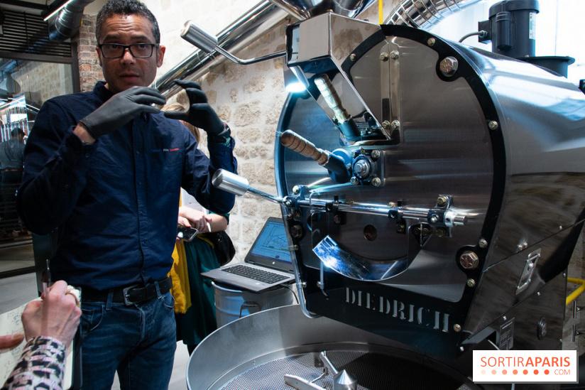 La Manufacture Caf 233 Alain Ducasse S Installe 224 Bastille