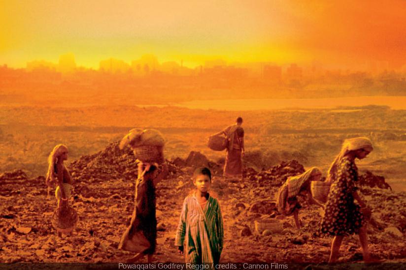 La trilogie Qatsi de Reggio et Philip Glass en ciné-concert à la Philharmonie de Paris