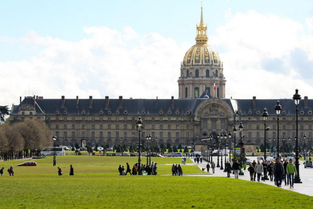 Parcs et jardins : le centre de paris - Sortiraparis.com