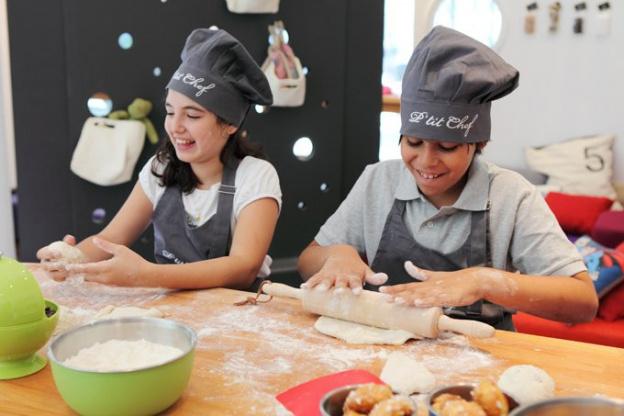 Nouveau concept cake l 39 atelier les cours de cuisine - Atelier de cuisine pour enfants ...