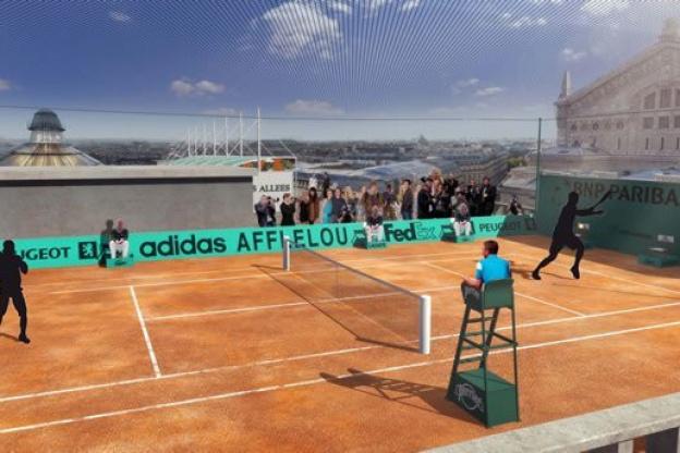 Calendario Roland Garros 2020.French Open 2020 Dates Sortiraparis Com