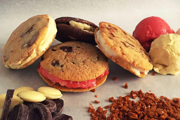 cookie glac chez la fabrique cookies. Black Bedroom Furniture Sets. Home Design Ideas
