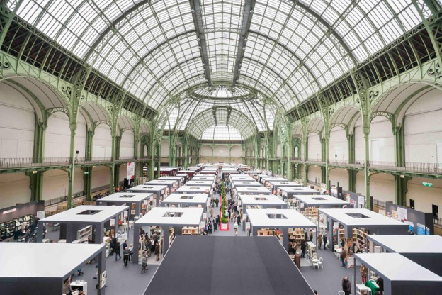 International Rare Book & Fine Art Fair 2019 at the Grand Palais