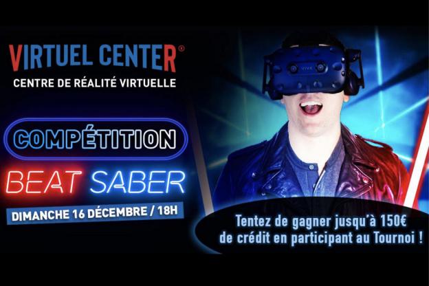 Tournoi De Realite Virtuelle Chez Virtual Center